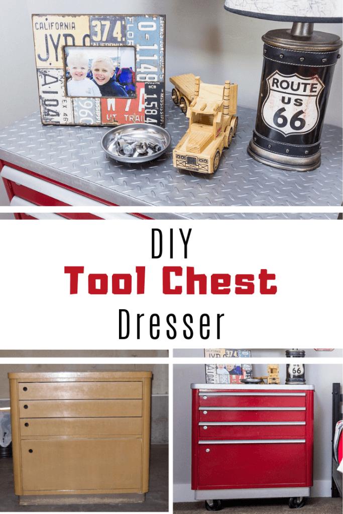 Tool CHest Dresser