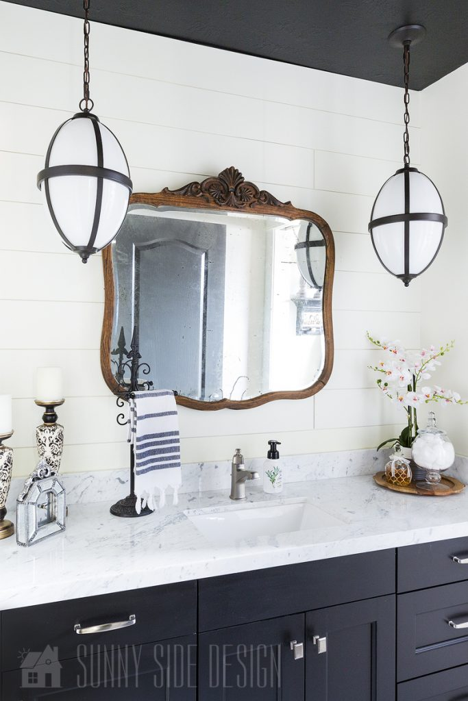 Inexpensive Bathroom Decor