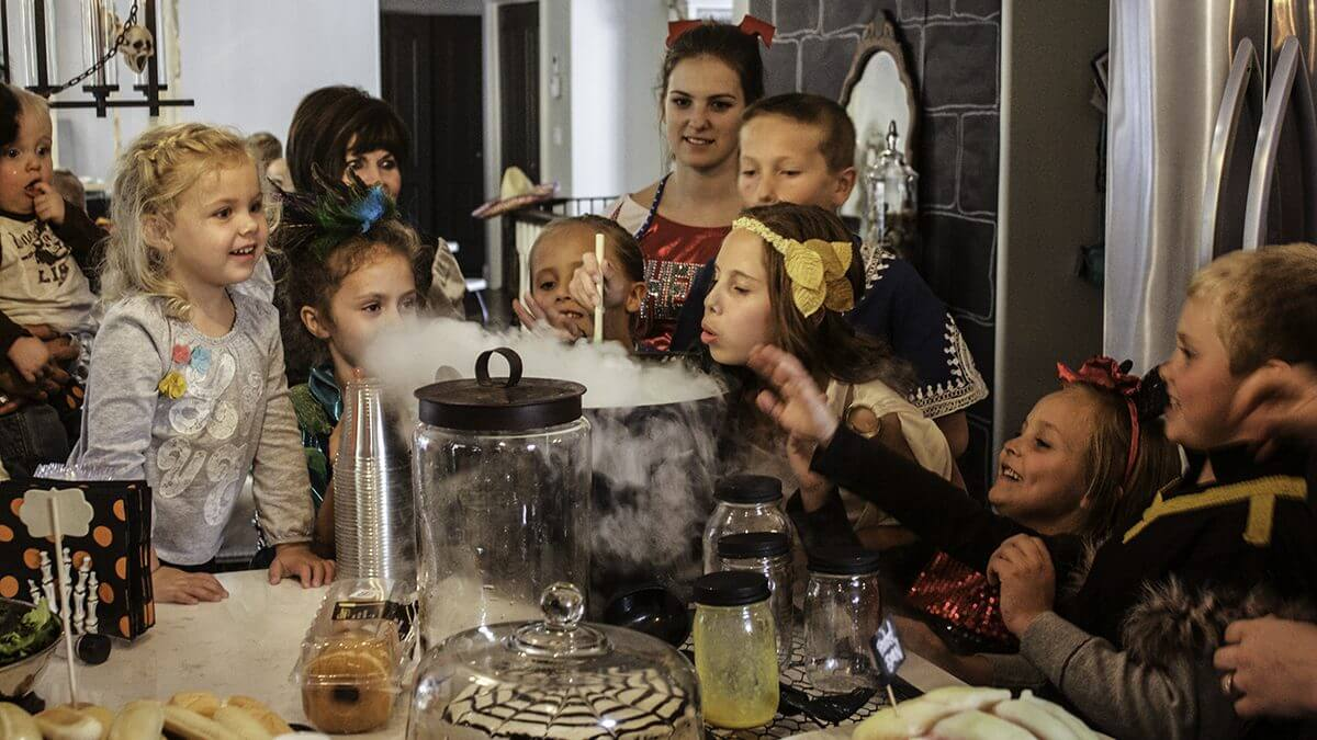 Halloween Party Ideas | Create A Family Tradition