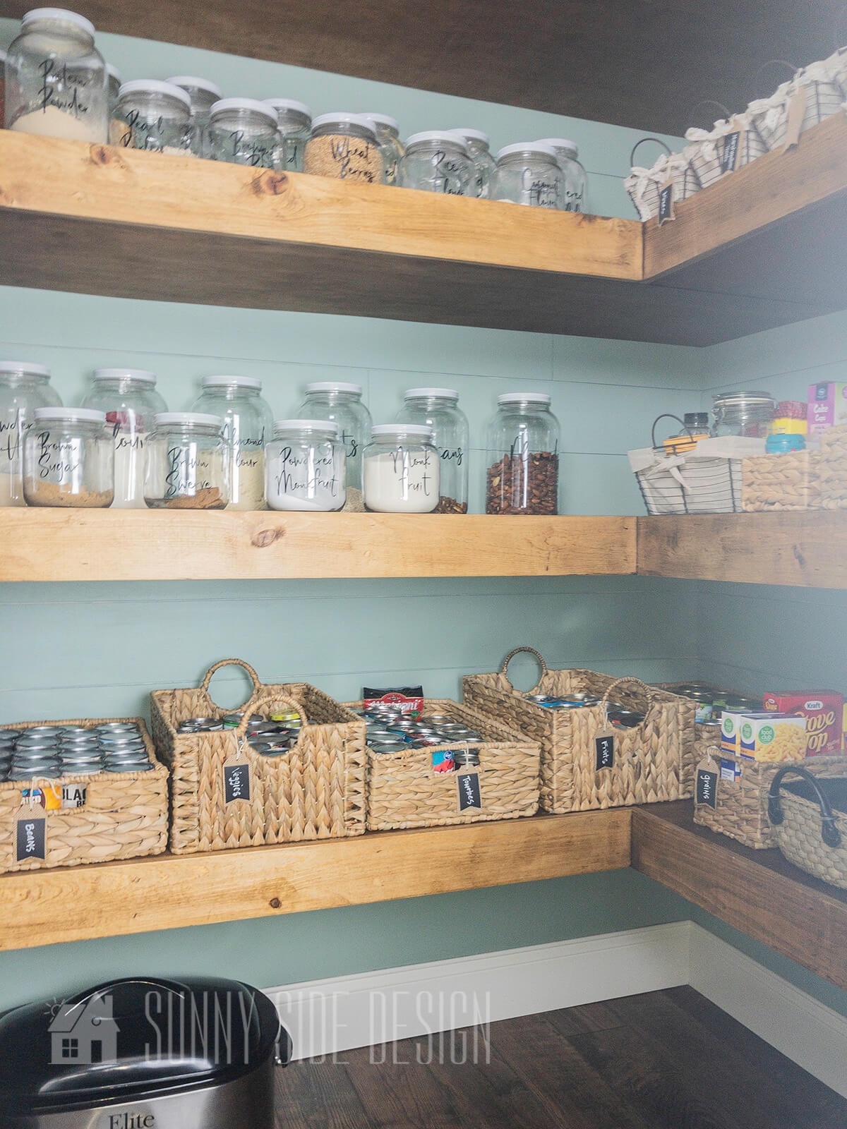 8 Tips for an Organized Pantry
