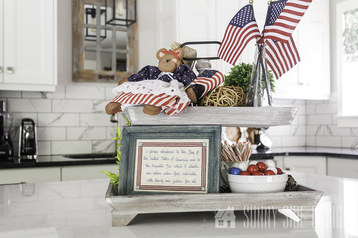 Quick & Easy Patriotic Decor Ideas