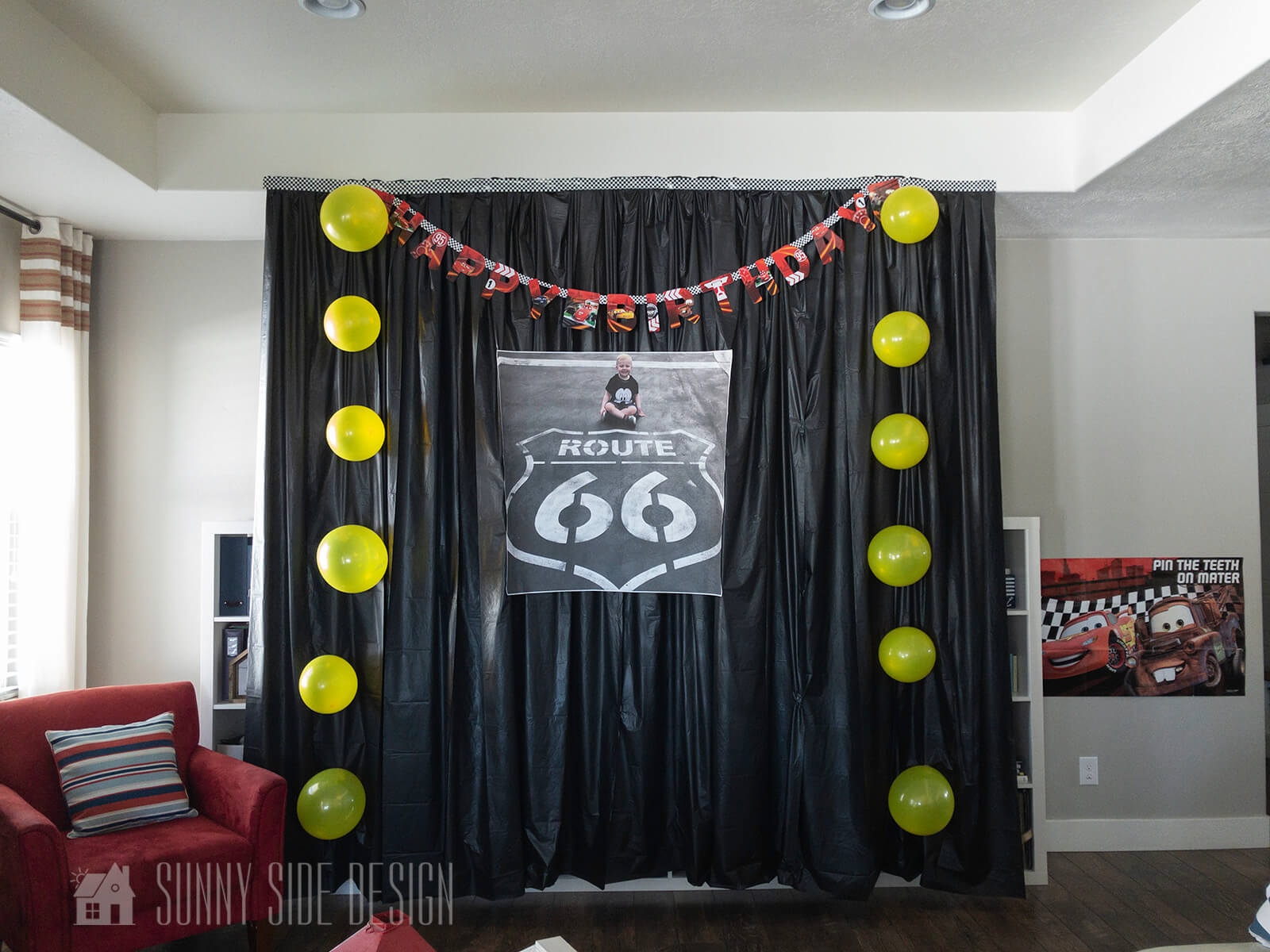 Budget Friendly Ideas for a Car Themed Birthday Party