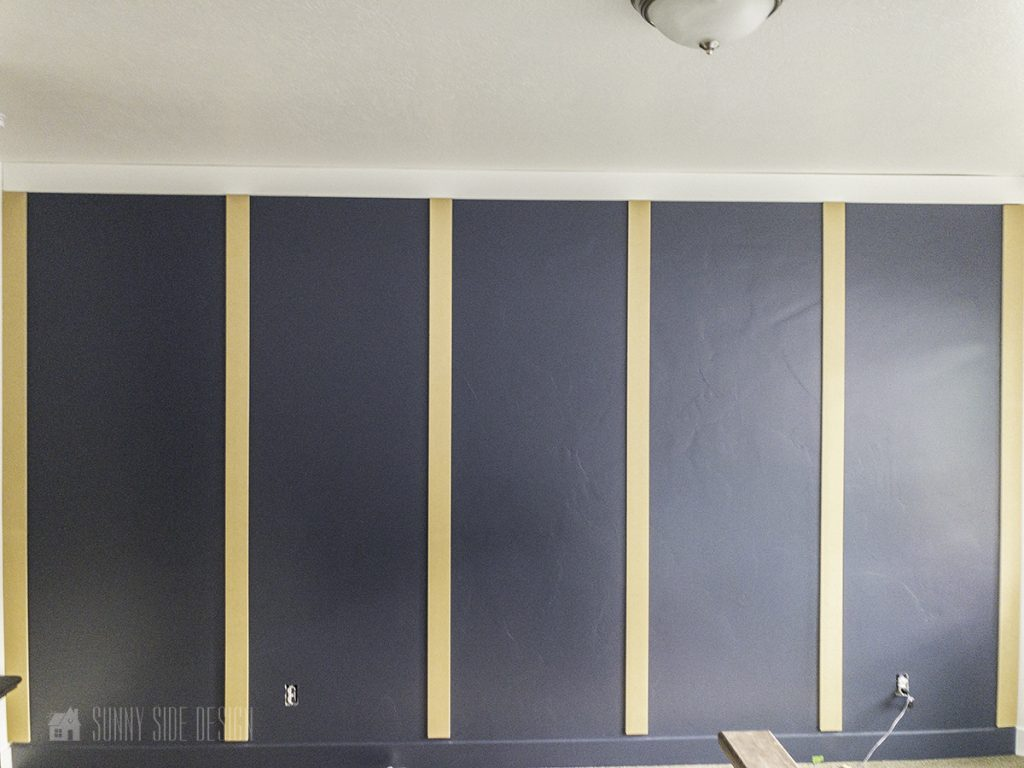 install vertical boards first