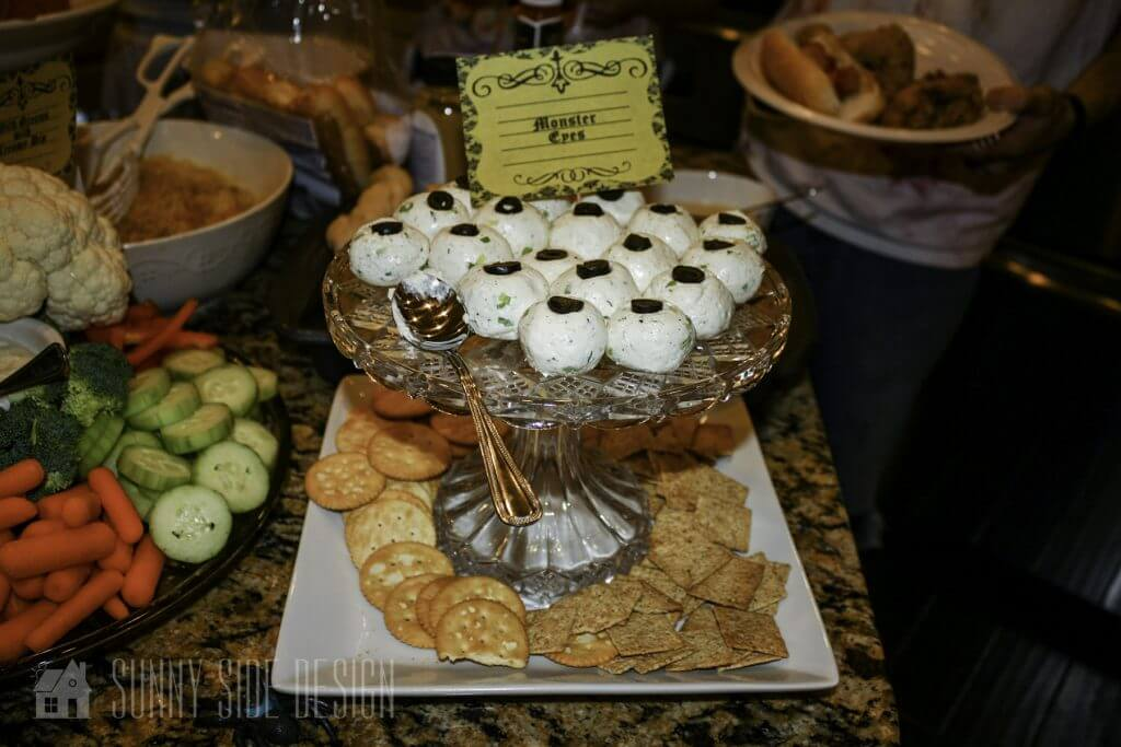 Halloween food ideas for a party