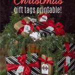 Christmas Gift Tags Pin 5