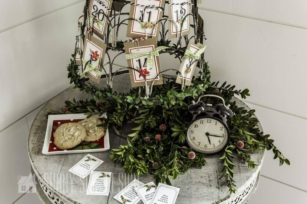Countdown to Christmas Service Advent Calendar