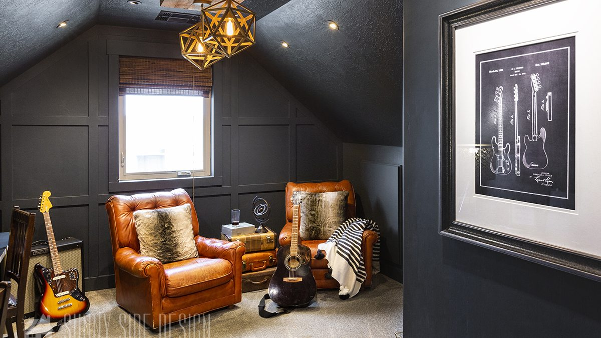 Design Tips for Creating the Perfect Dark and Moody Room