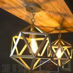 DIY Light Fixture Ideas on the Cheap