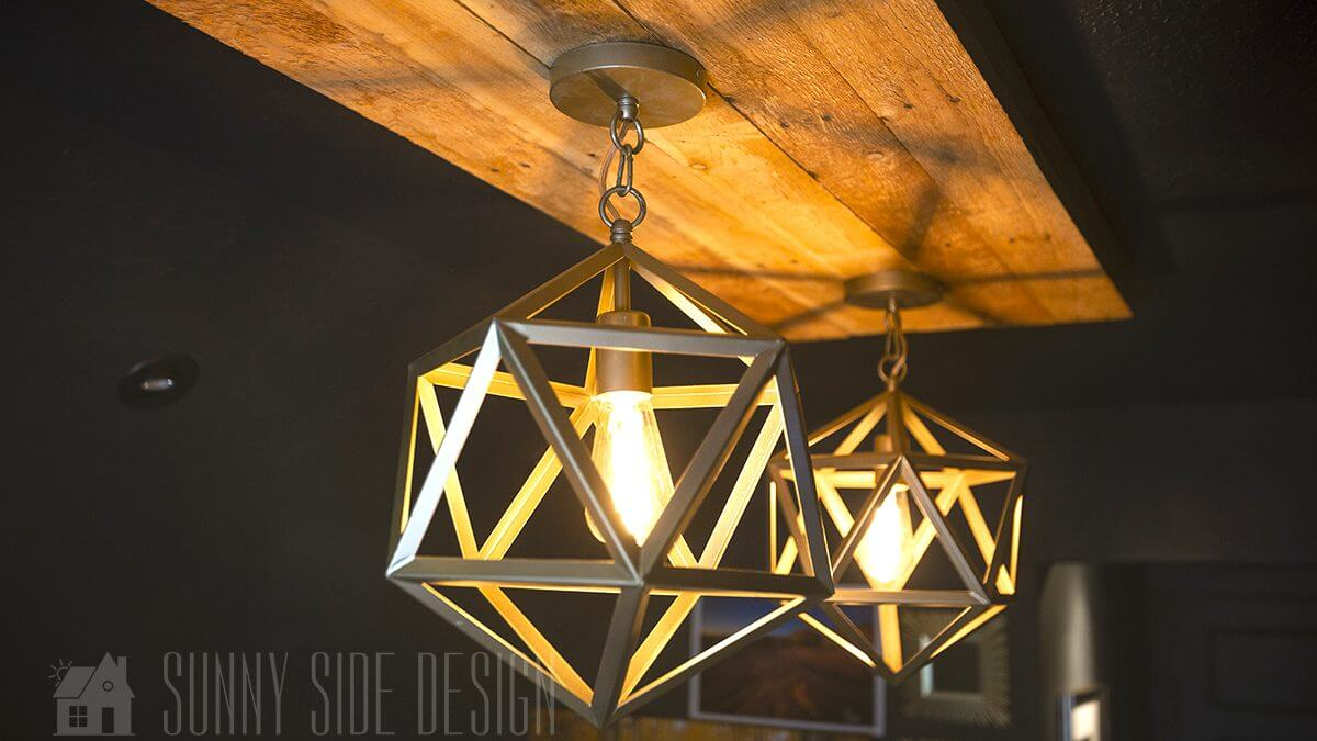 DIY Light Fixture Ideas on the Cheap