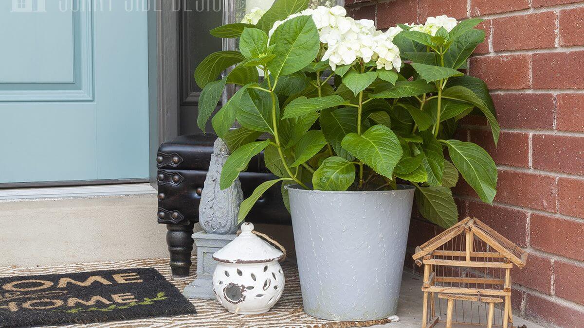 Front Porch Decor Ideas for Summer
