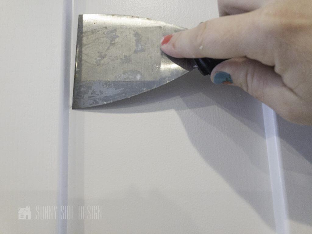 fix paint drips