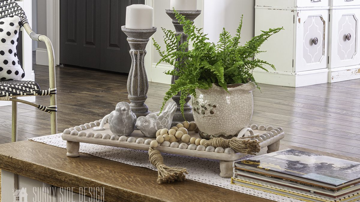 Home Decorating Ideas on a Budget for Summer