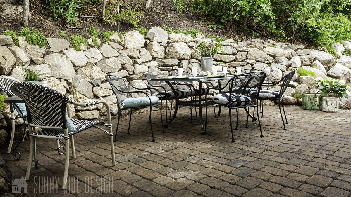 How to Install a Paver Patio that will Last