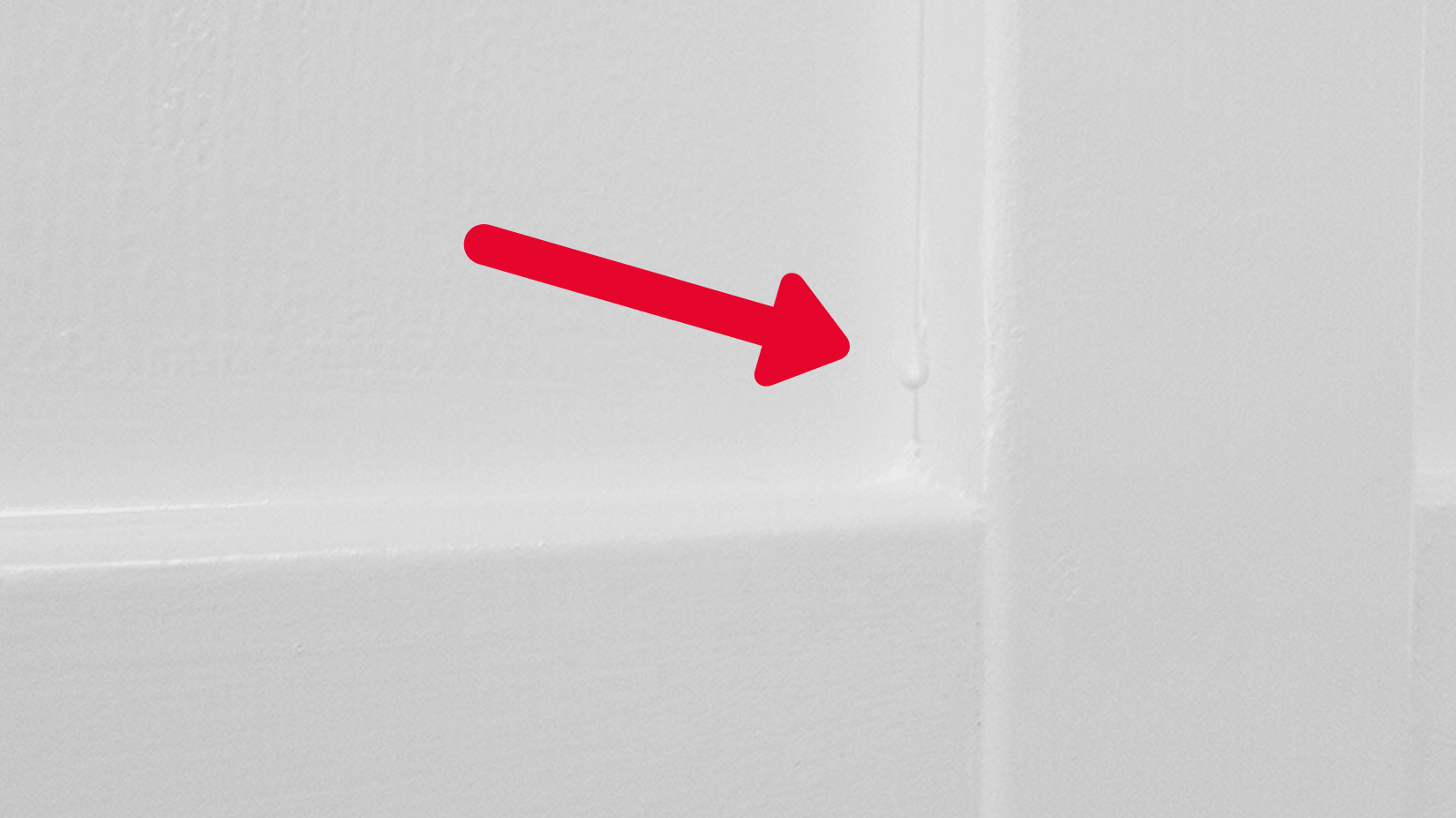 Paint Drips And How To Fix Them