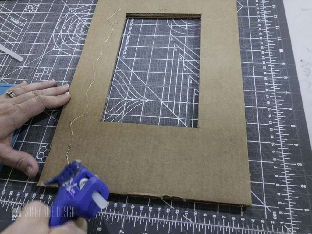FREE Cardboard Picture Frames