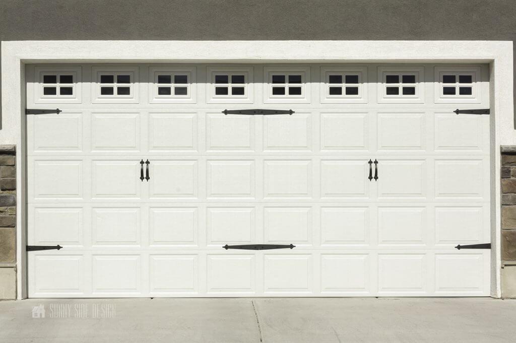 magnetic garage door hardware