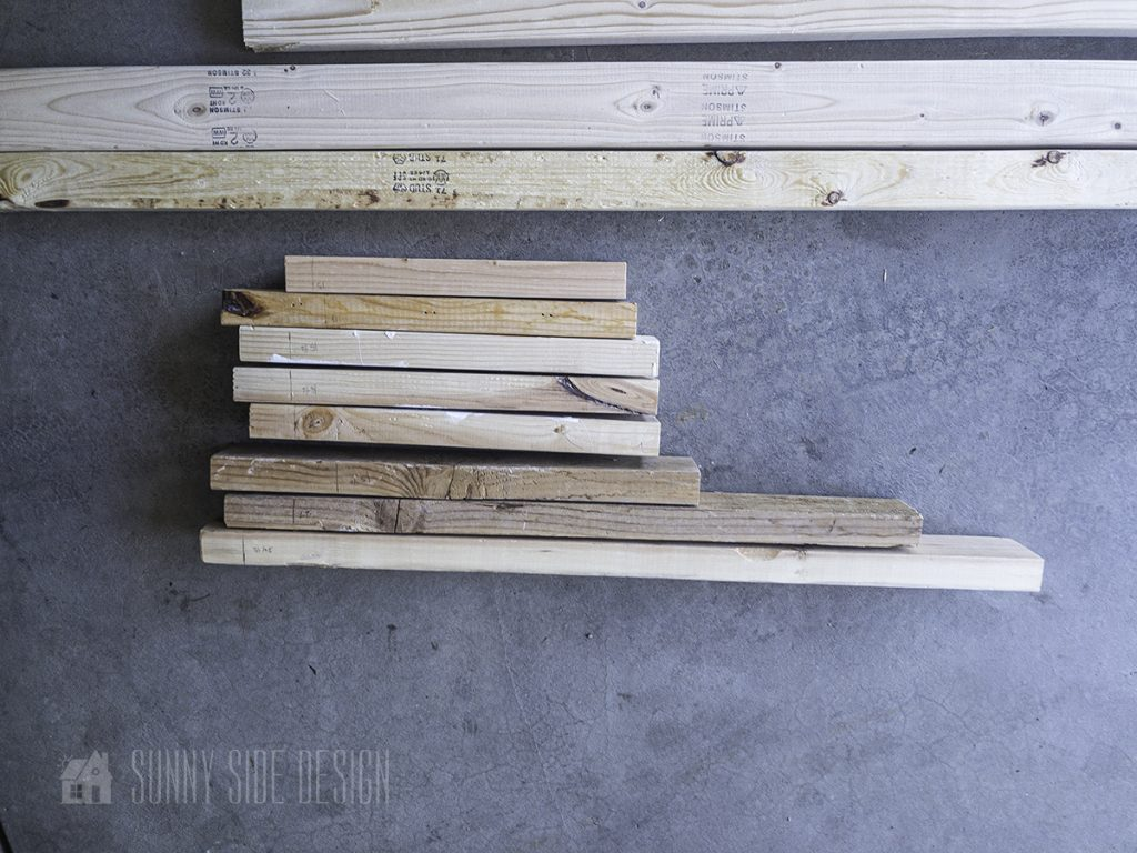 Simple 2x4 Bench with Plans