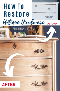 restore antique hardware
