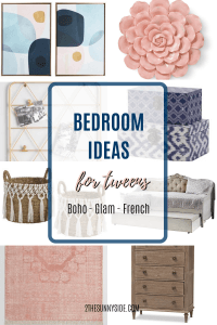 Bedroom Ideas for Tweens