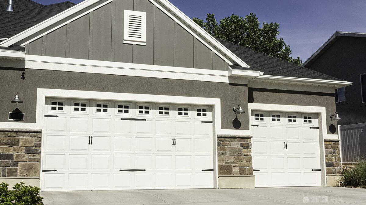 Garage Door Hardware | Transform Curb Appeal