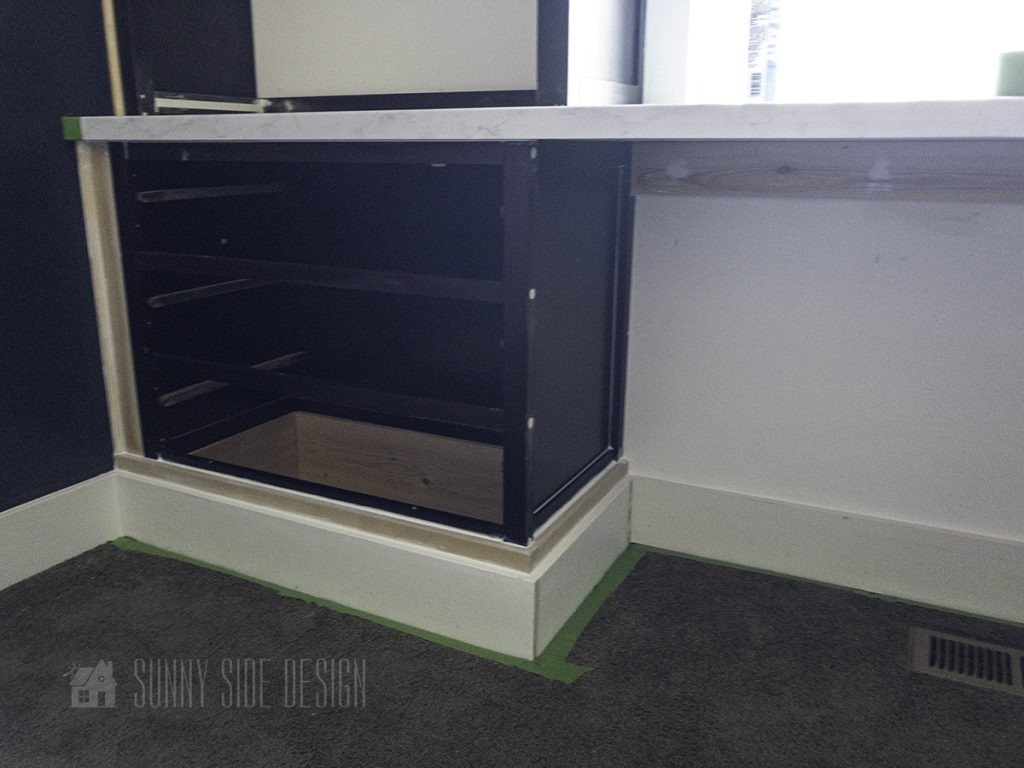 Built In Desk | Upcycling At Its Best