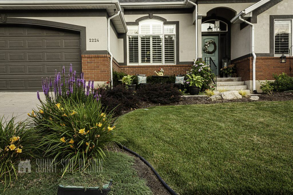 Landscaping a Front Yard