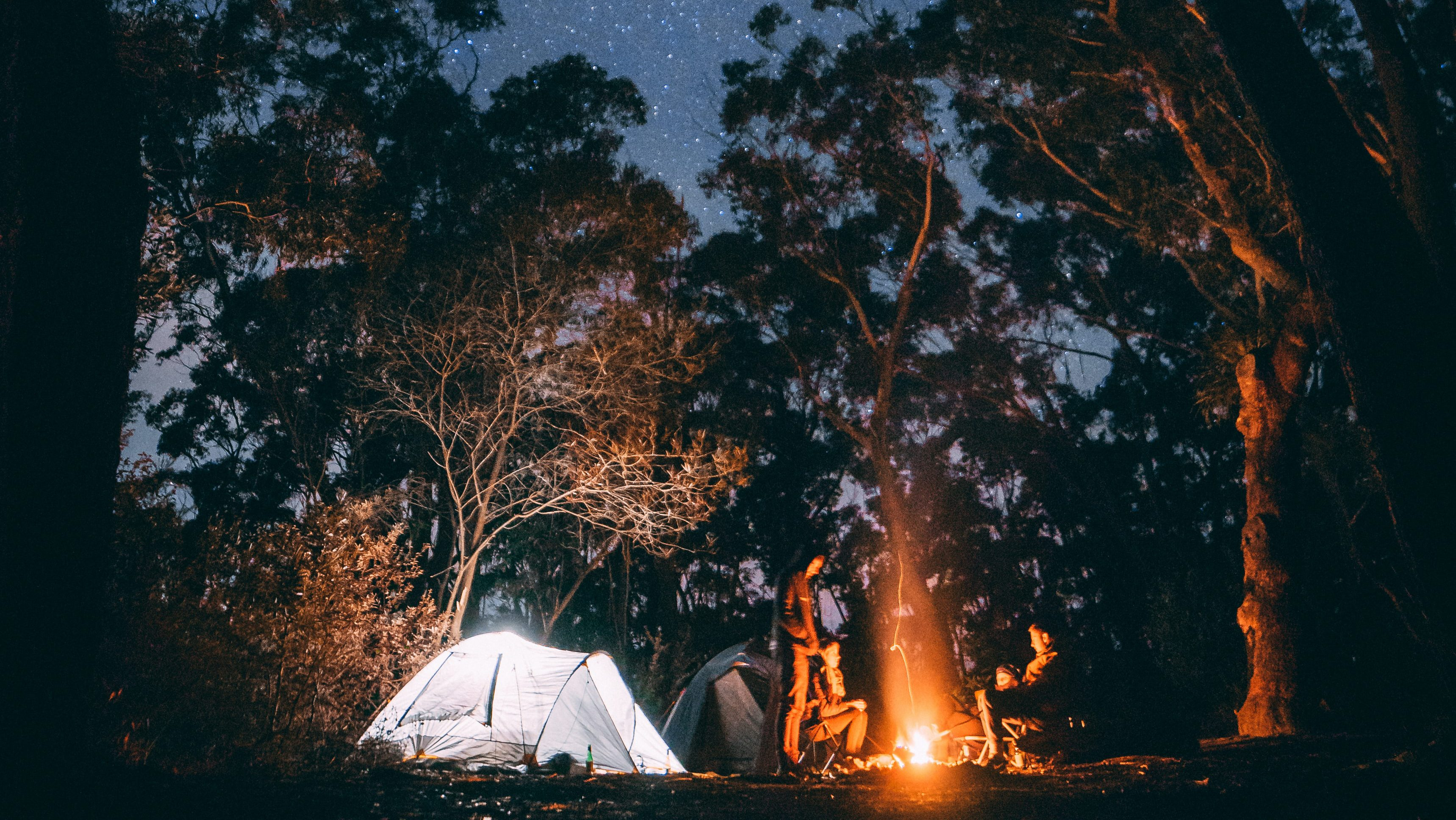 Camping Essentials For Glamping