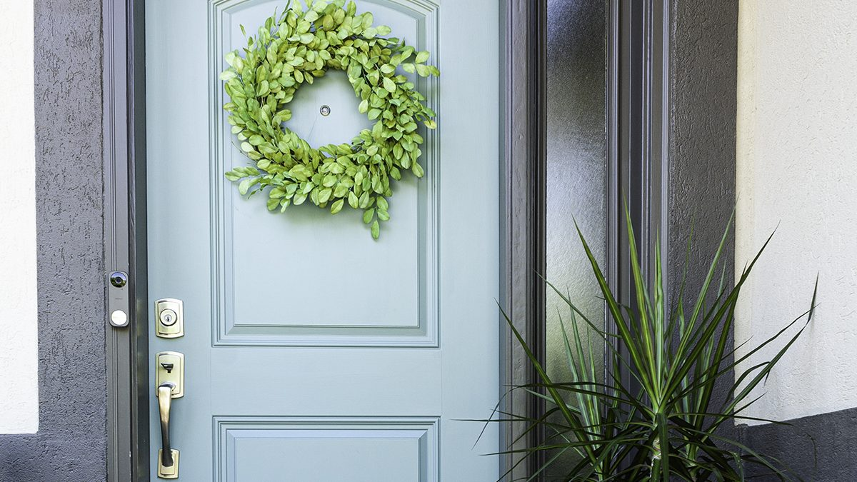 How To Paint A Front Door Like A Pro Sunny Side Design