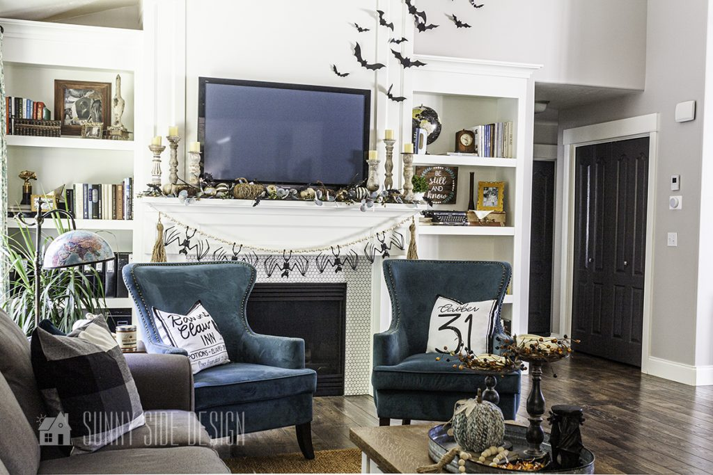 Ideas for Halloween Decorating