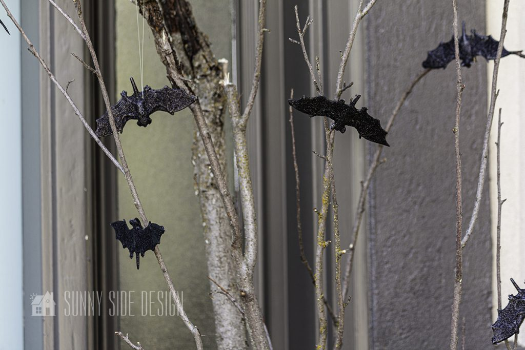 Ideas for Decorating for Halloween - Bats