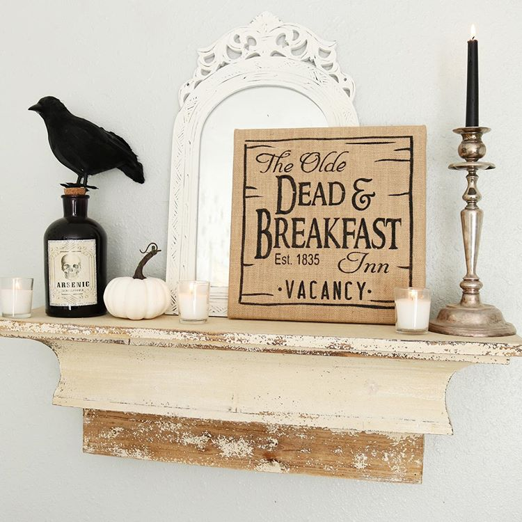 Ideas for Halloween Decor