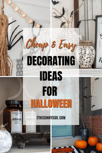 Ideas for Decorating for Halloween
