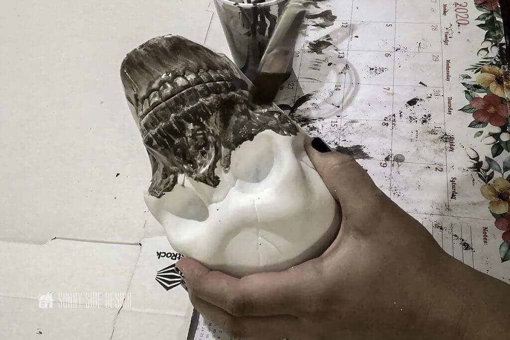 skull decor