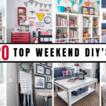 20 Home Projects You Can Complete in a Weekend