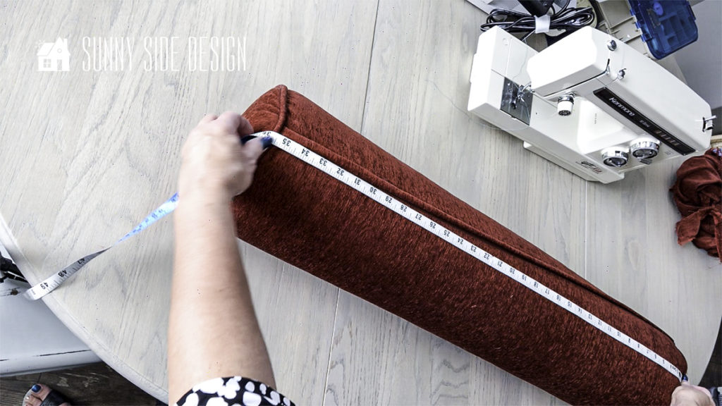 Bolster Pillow Measurements