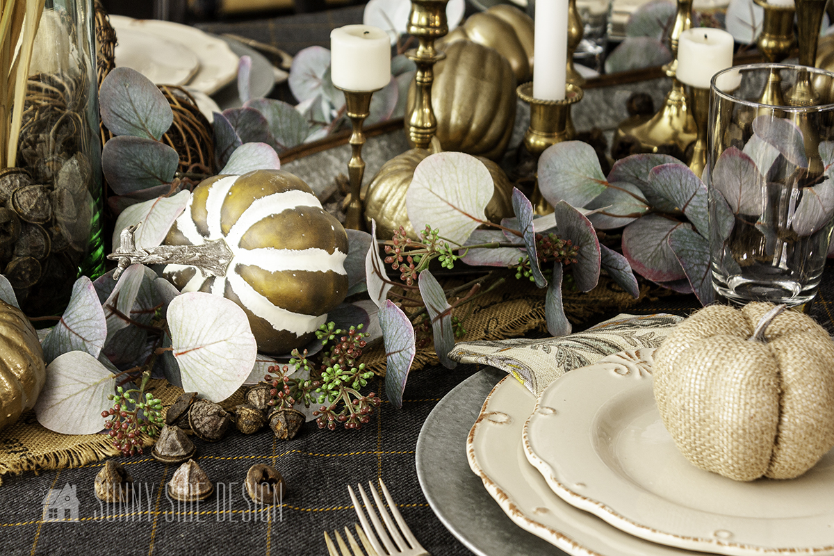 Setting the Thanksgiving Table | 6 Easy Tips
