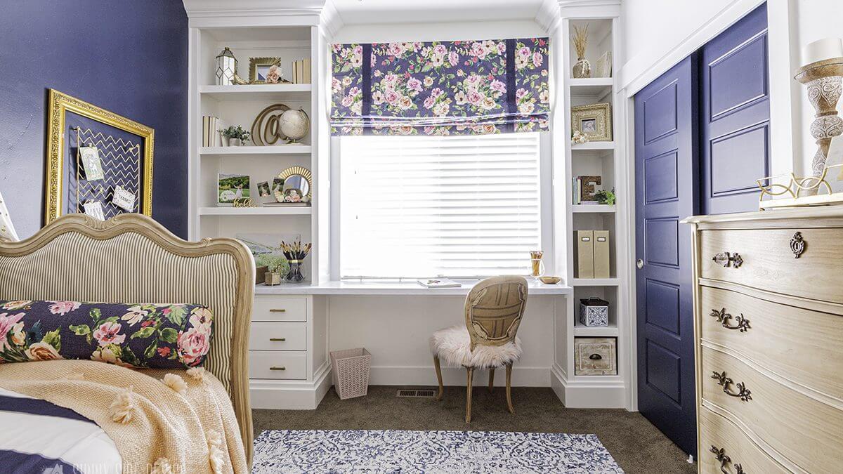How To Design A Bedroom | Tween Girl Ideas