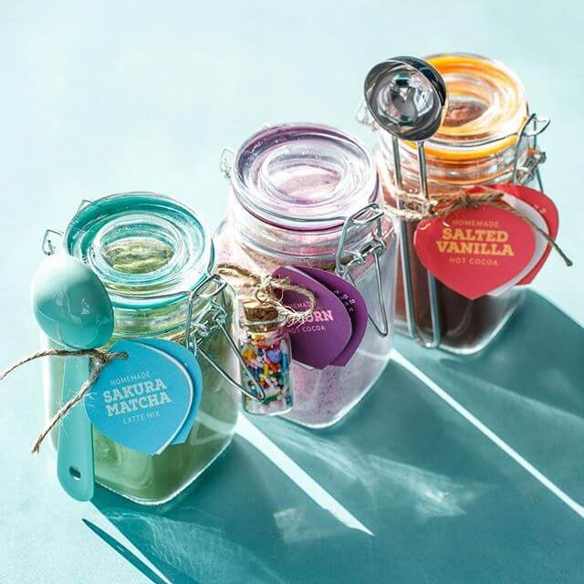 DIY Christmas Gift Ideas from the Kitchen