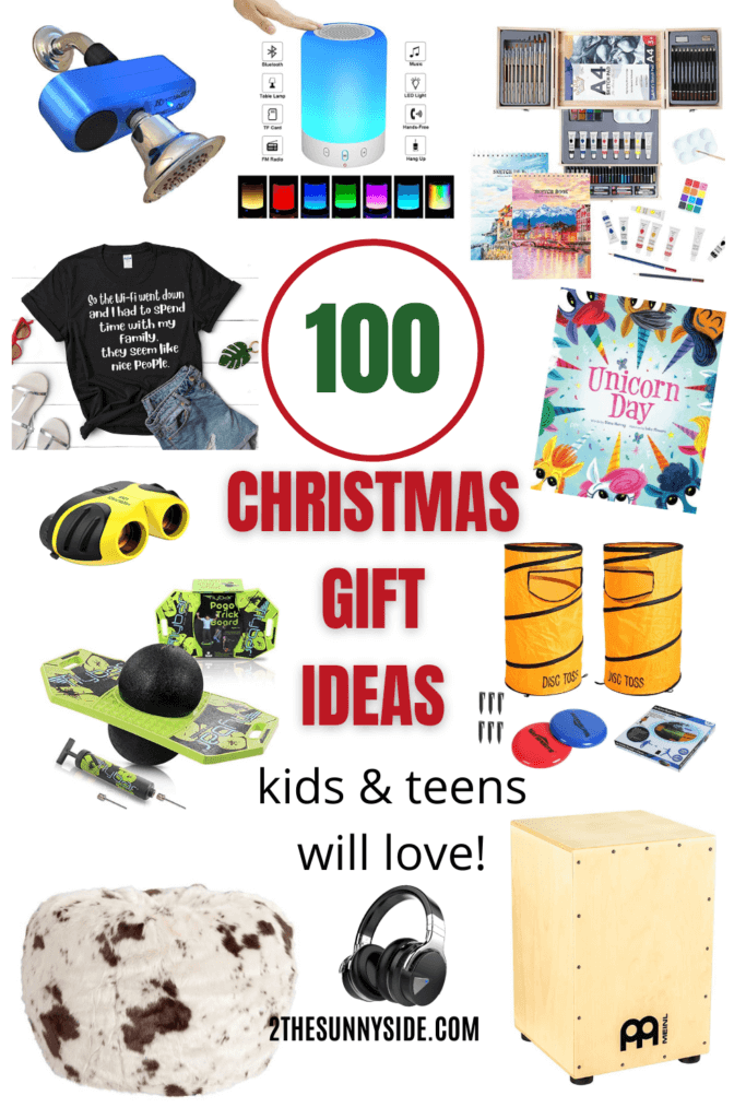 Christmas Gift Ideas for Kids & Teens