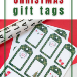 Free Printable Gift Tags for Cozy Christmas Giving
