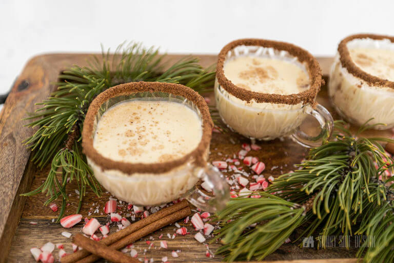 EGGNOG RECIPE WITHOUT EGGS
