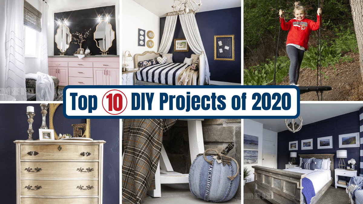 Top DIY Projects for Home | What Our Readers Love This Year