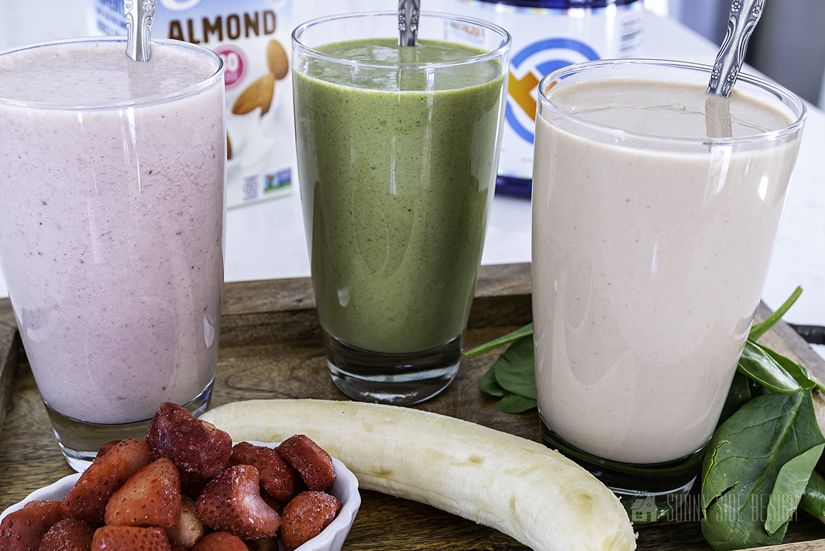 3 Mouthwatering Smoothie Recipes that are Quick and Easy