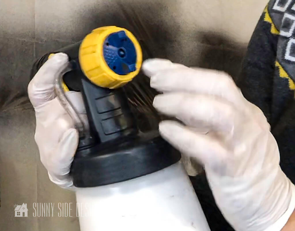 How to Paint Furniture with a Sprayer