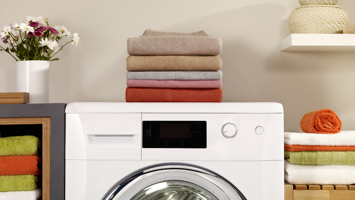 How to Refresh Your Laundry Room