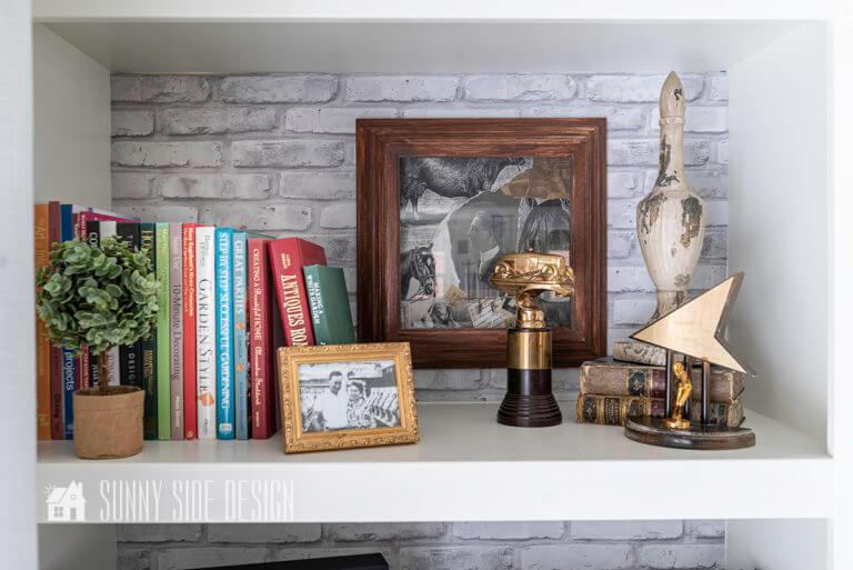 Easy Bookshelves Update