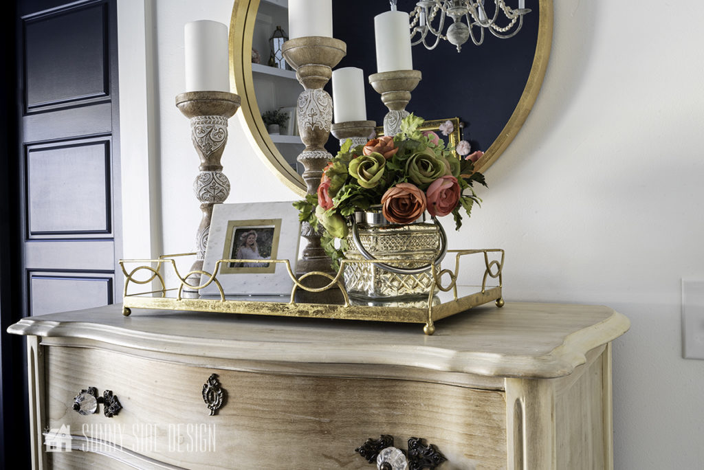 dresser top decor french country tween bedroom
