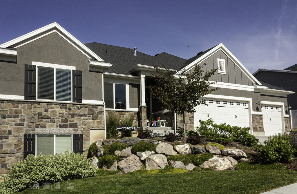 home exterior curb appeal
