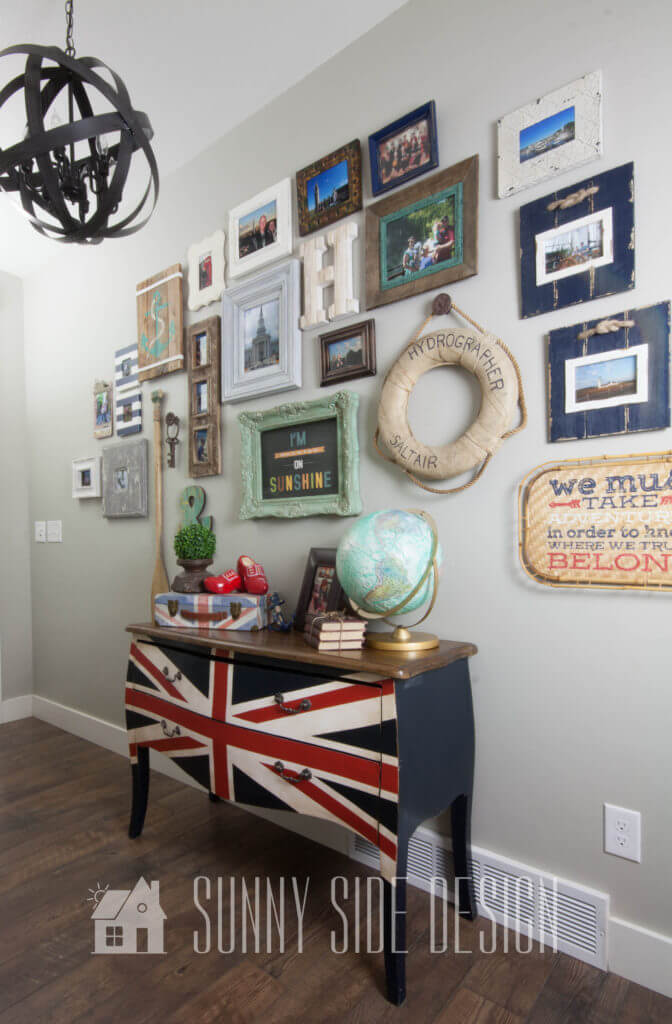 home tour entryway