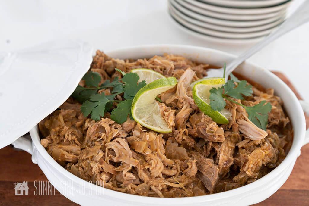 Crockpot Pork Loin Recipe